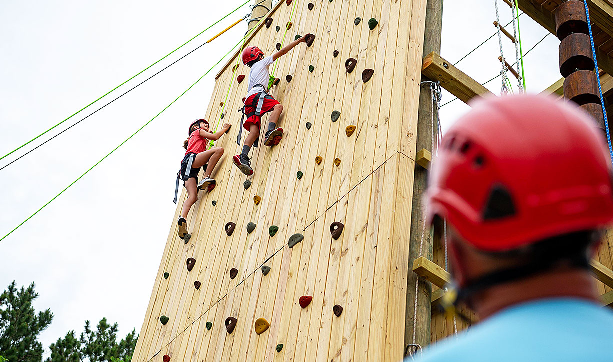Gallery Youth Climbing Tower